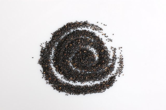 czarny sezam