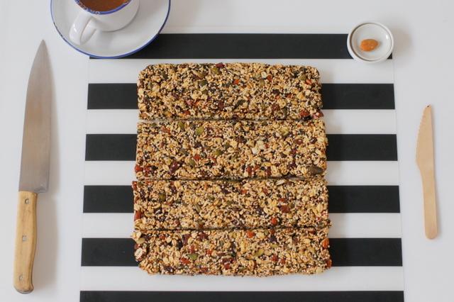 baton musli z quinoa