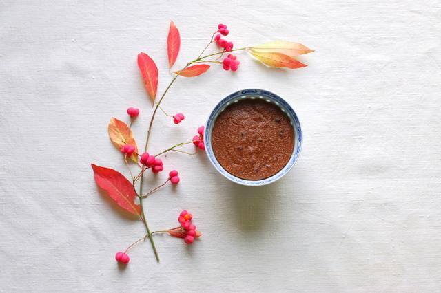 budyń czekoladowy z kaszy kukurydzianej