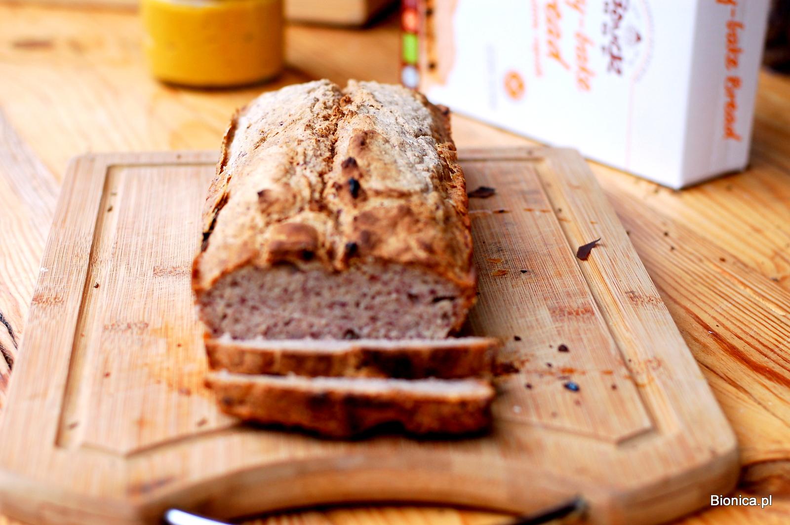 freshly baked Bauckhof bread www.bionica.pl